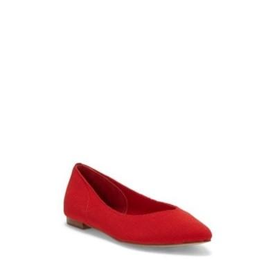 CCコルソコモ レディース サンダル シューズ Julia Knit Flat MARS RED