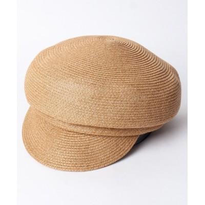FUNALIVE / 【SENSE OF GRACE】MOYU CASQUETTE キャスケット WOMEN 帽子 > キャスケット