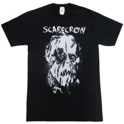 バットマンビギンズ Scarecrow Face (スケアクロウ フェイス) Tシャツ