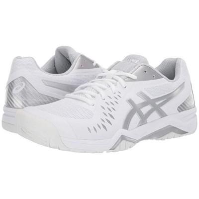 アシックス Gel-Challenger 12 メンズ スニーカー 靴 シューズ White/Silver