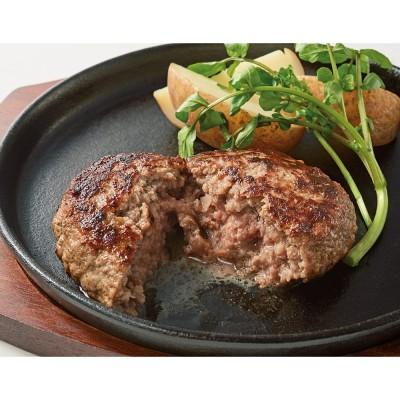 肉山特製 粗挽きハンバーグ (180g×4個)