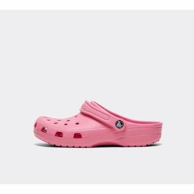 クロックス Crocs レディース クロッグ シューズ・靴 classic clog Pink Lemonade