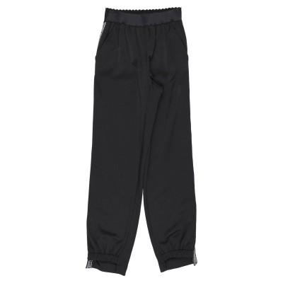 MARIA GRAZIA SEVERI パンツ ブラック 40 ポリウレタン 50% / ポリエステル 50% パンツ