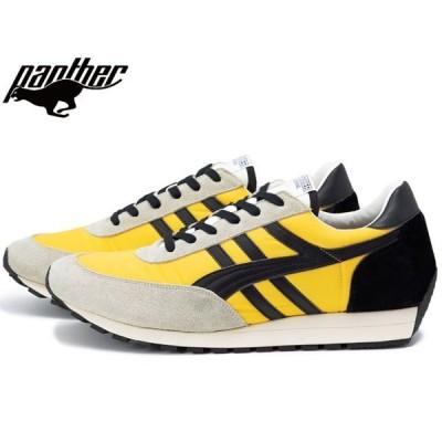 パンサー ジョギング イエロー 黄色 PANTHER JOGGING YELLOW