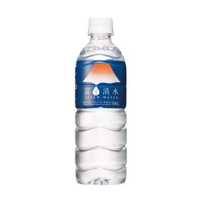 ミツウロコビバレッジ 富士清水 500ml 24本