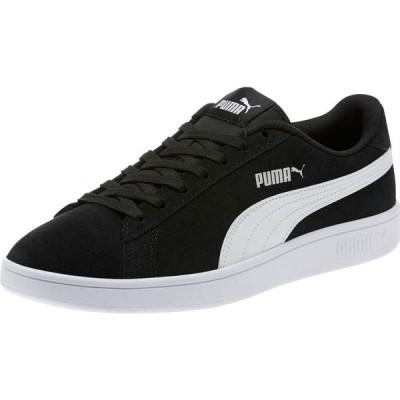 プーマ PUMA メンズ スニーカー シューズ・靴 Smash V2 Sneakers BLACK