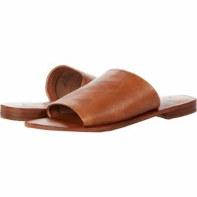 フリーピープル Free People レディース サンダル・ミュール スライドサンダル シューズ・靴 Vicente Slide Sandal Brown