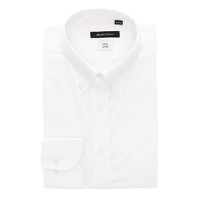 ボタンダウンカラードレスシャツ シャドーストライプ 〔EC・BASIC〕