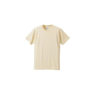 ds-1646110 Tシャツ CB5806 ナチュラル Mサイズ 【 5枚セット 】  (ds1646110)