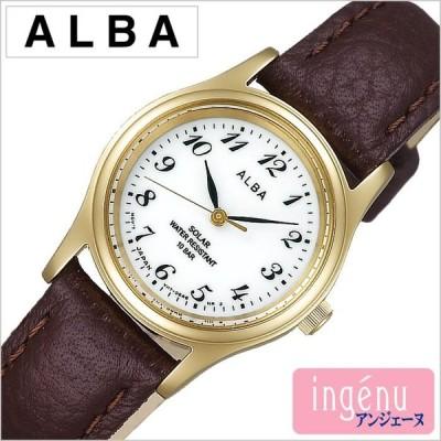 アルバ 腕時計 ALBA 時計 アンジェーヌ AEGD544 レディース