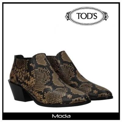 トッズ ブーツ レディース TOD'S 靴 サイドゴア アンクルブーツ ショートブーツ