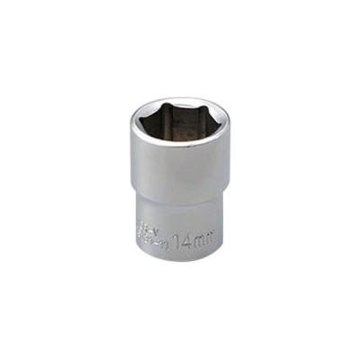 デイトナ 六角ソケット(ショート) 6POINT 14mm 97734(直送品)