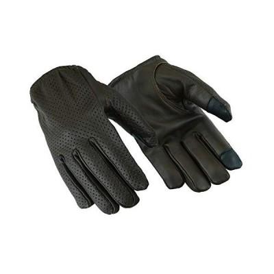 Hugger Glove Company ACCESSORY レディース US サイズ: Medium-TouchScreen カラー: ブラック【並行輸入品】