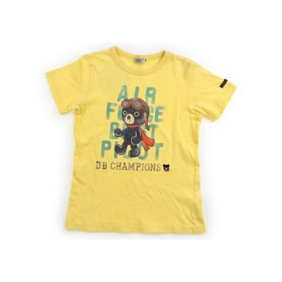 ダブルB DoubleB Tシャツ・カットソー 140サイズ 男の子 子供服 ベビー服 キッズ