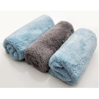 ワックス脱脂洗浄用吸収性タオルを厚くする脱毛布なし40 * 40CM