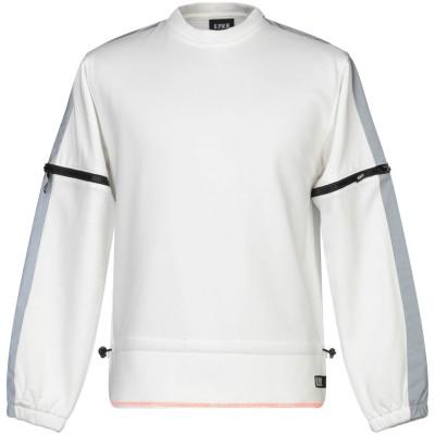 U.P.W.W. スウェットシャツ ホワイト XS コットン 100% / ポリエステル スウェットシャツ