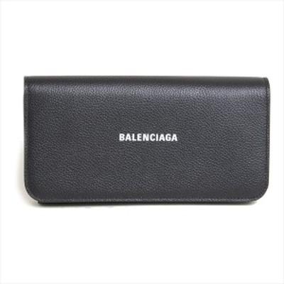 バレンシアガ 財布 長財布 BALENCIAGA CASH CONTINENTAL WALLET 594289  1090 BLACK/WHITE    比較対照価格115,876 円