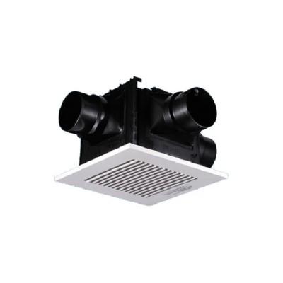 換気扇 パナソニック FY-24CPTS8 天井埋込形換気扇 低騒音形・大風量形 3室用(吸込グリル付属) ルーバーセットタイプ [◇]