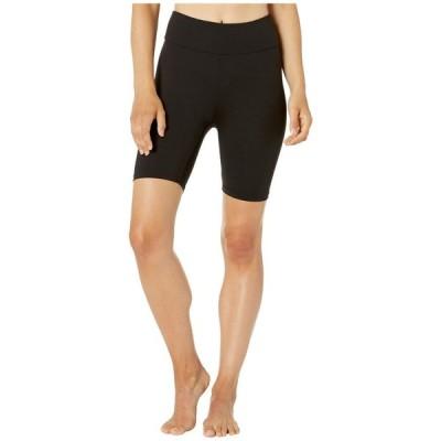 ブロック Bloch レディース ショートパンツ ボトムス・パンツ Bike Shorts with Waistband Black