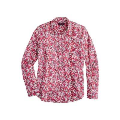 ジェイクルー レディース シャツ トップス Perfect Shirt in Liberty Wiltshire