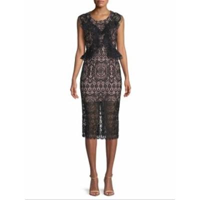 アレクシス レディース ワンピース Lace Overlay Dress