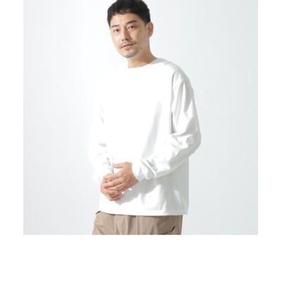 <UNISEX> B:MING by BEAMS / シルケット ビッグシルエット クルーネックTシャツ