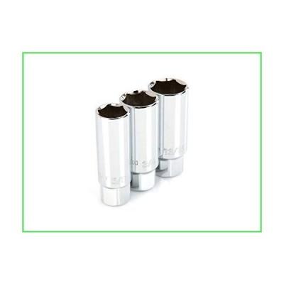 【全国送料無料】TEKTON 3/8 Inch Drive Spark Plug Socket Set, 3-Piece (5/8, 3/4, 13/16 in.) | SHD91003
