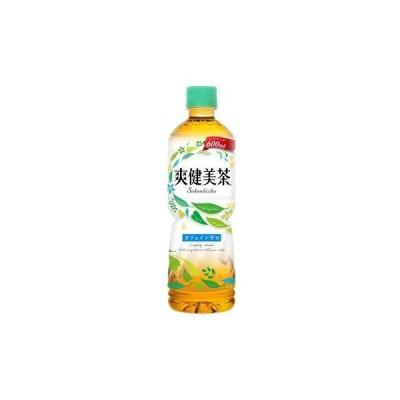 コカ・コーラ社 爽健美茶 ペット600ml1箱24本