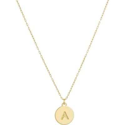 ケイト スペード Kate Spade New York レディース ネックレス ジュエリー・アクセサリー A Mini Pendant Necklace