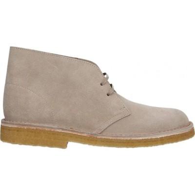 クラークス CLARKS ORIGINALS メンズ ブーツ シューズ・靴 boots Beige