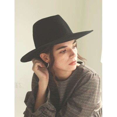 ACYM / Betty brim ハット WOMEN 帽子 > ハット