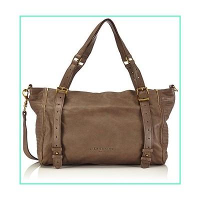 Liebeskind Berlin Evelina Luxury Leather Shoulder Bag (Silt)並行輸入品