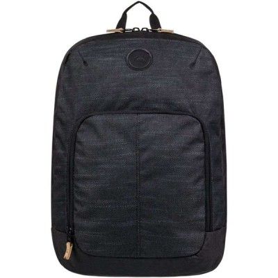 クイックシルバー Quiksilver メンズ バックパック・リュック バッグ upshot 22l medium backpack Black
