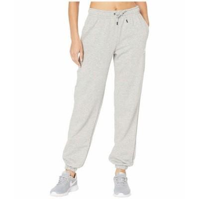 ナイキ カジュアルパンツ ボトムス レディース NSW Essential Pants Loose Fleece Dark Grey Heather/White