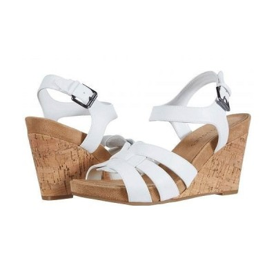 Aerosoles エアロソールズ レディース 女性用 シューズ 靴 ヒール Pennsville - White