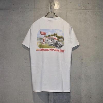 インアンドアウトバーガー IN-N-OUT BURGER 1986 CA FIRST DRIVE-THRU / WHITE