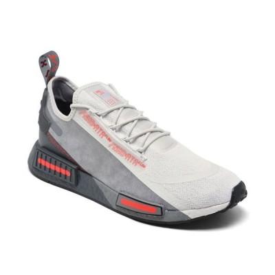 アディダス メンズ スニーカー シューズ Men's NMD R1 Spectoo Casual Sneakers from Finish Line