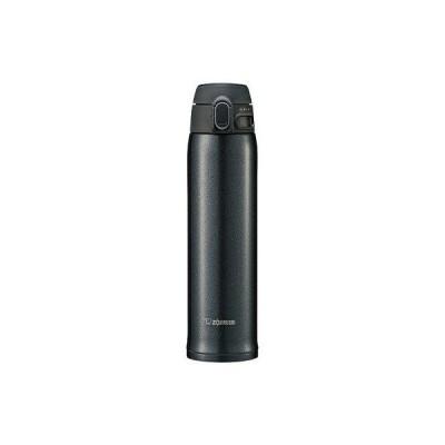 ZOJIRUSHI(象印) ステンレスマグボトル 600ml ブラック SM-TA60-BA 水筒 ワンタッチボトル