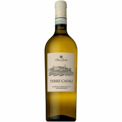 テッレ カサーリ トレッビアーノ ダブルッツォ 2020 キューザ グランデ 750ml 白ワイン イタリアワイン