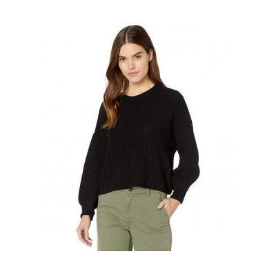 RVCA ルーカ レディース 女性用 ファッション セーター Louder Sweater - Black