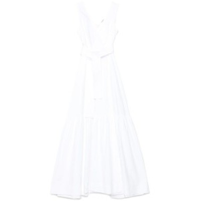P.A.R.O.S.H./パロシュ ドレス Bianco レディース 春夏2020 D723270CANYON001 ju