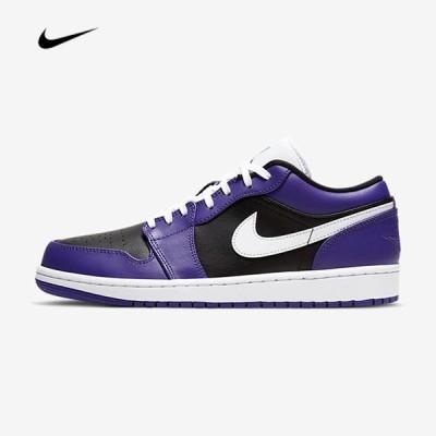 【送料無料】NIKE Air Jordan 1 Low 'Court Purple' ナイキ エア ジョーダン 1 553558-501 並行輸入品