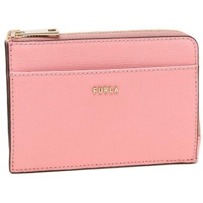 【返品OK】フルラ コインケース カードケース レディース FURLA 1056867 PCZ4 B30 04A ピンク