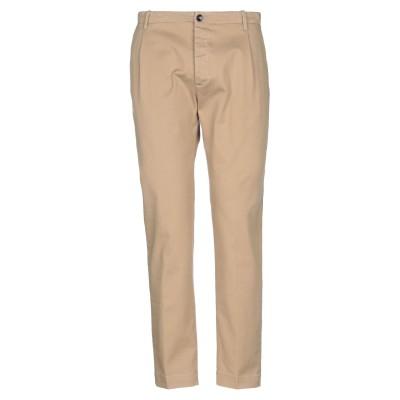 NINE:INTHE:MORNING パンツ キャメル 50 コットン 98% / ポリウレタン 2% パンツ