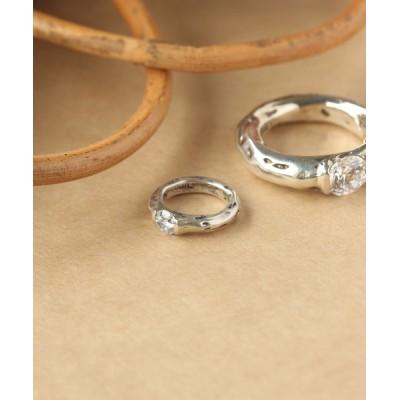 指輪 ジルコニアベビーリング