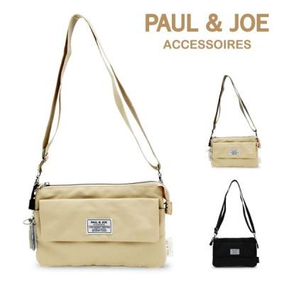 PAUL & JOE ACCESSOIRES (ポール&ジョー アクセソワ) トラベルウォレット ワッペン PJA-W281 2020AW レディース サイフ 財布  ポールアンドジョー