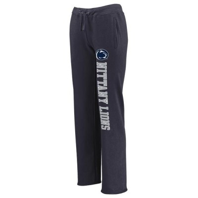 レディース スポーツリーグ アメリカ大学スポーツ Penn State Nittany Lions Fanatics Branded Women's Sideblocker Sweatpants - Navy