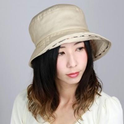 daks ハット レディース UVカット帽子 UVカット 帽子 DAKS オブザーハット 後ろゴム入り ミセス 日