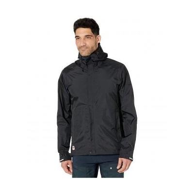 Fjallraven フェールラーベン メンズ 男性用 ファッション アウター ジャケット コート レインコート High Coast Hydratic Jacket - Black