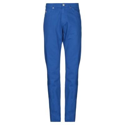 VERSACE JEANS パンツ ブライトブルー 30 コットン 98% / ポリウレタン 2% パンツ